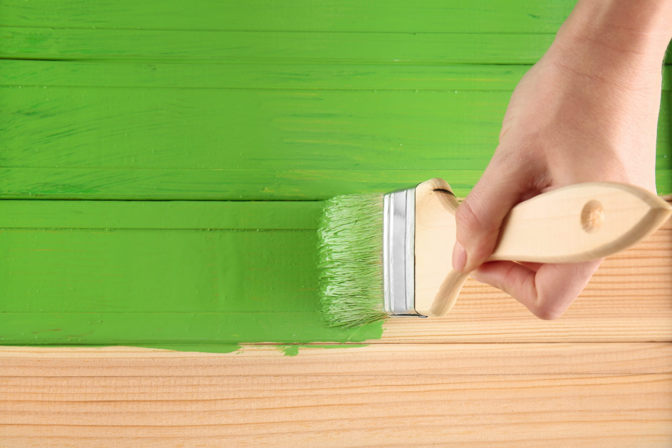 best fence paint in green