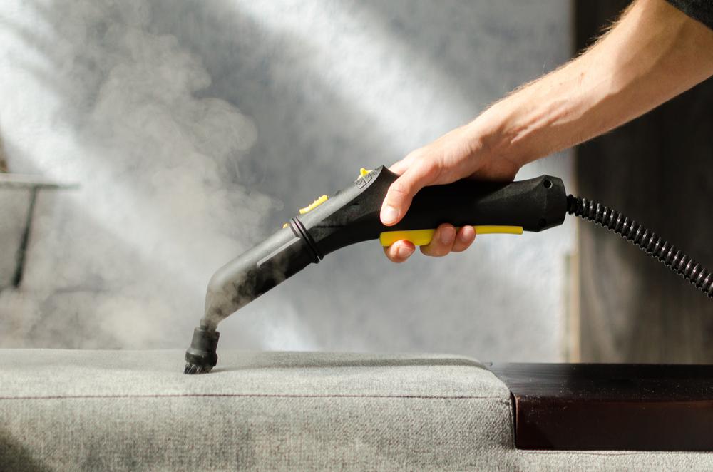 best handheld steam cleaner on upholstery