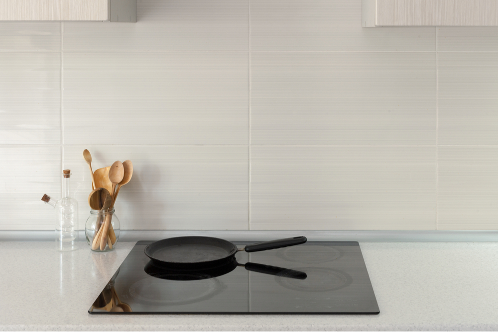 frying pan on best induction hob uk