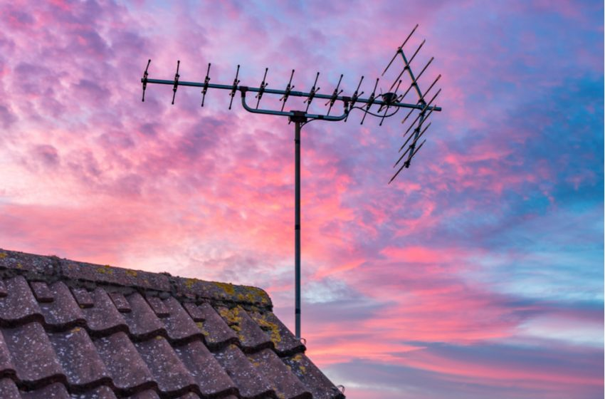 The Best Outdoor TV Aerial For Freeview – UK Review